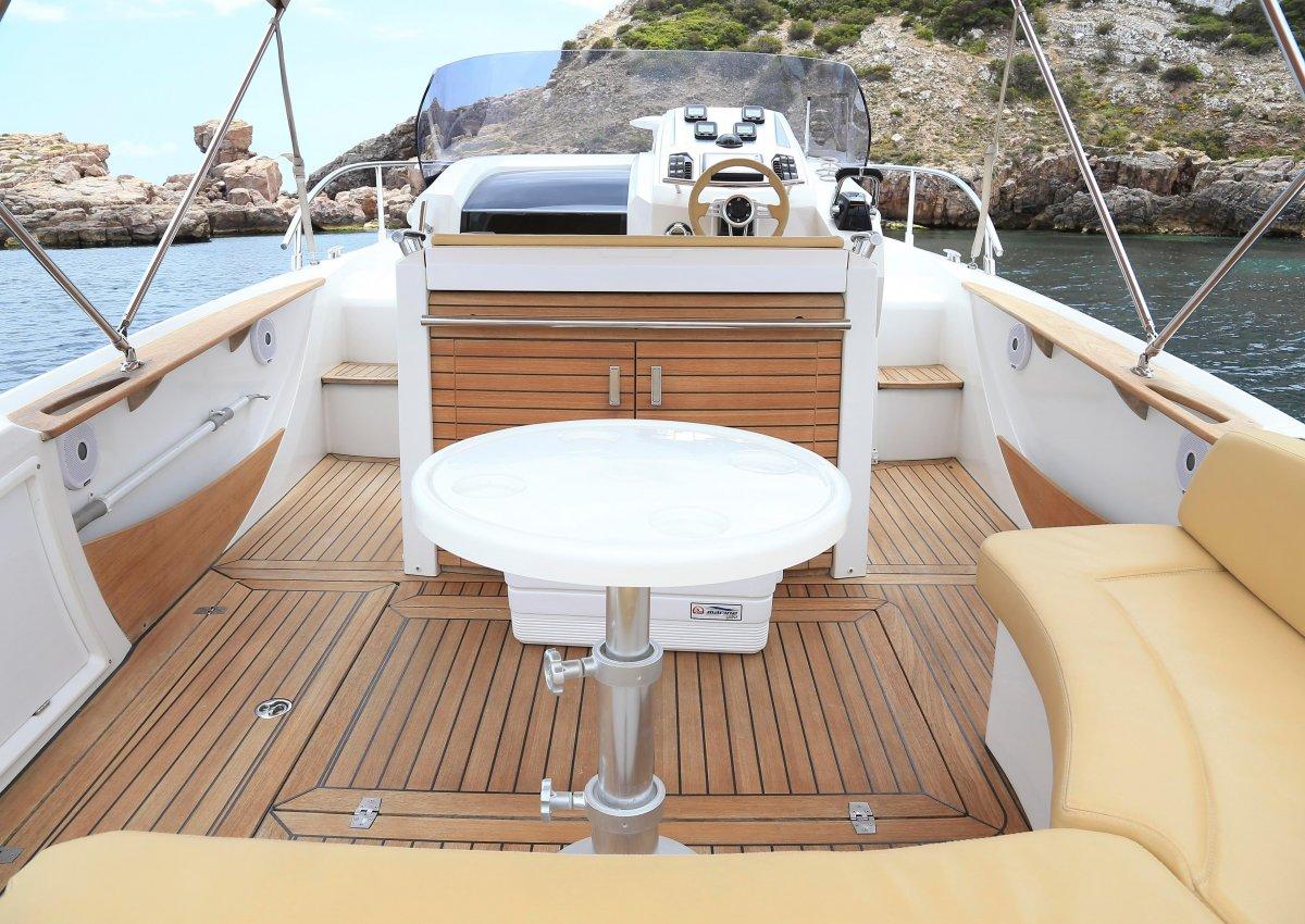 Alquiler de Sessa Key Largo KL30 lancha (sin patrón) Ibiza y