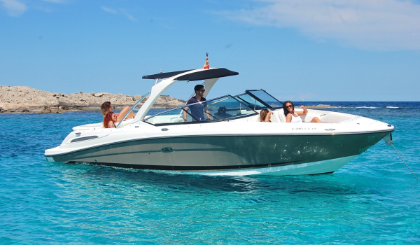 Sea Ray SLX 270 ''BAD''