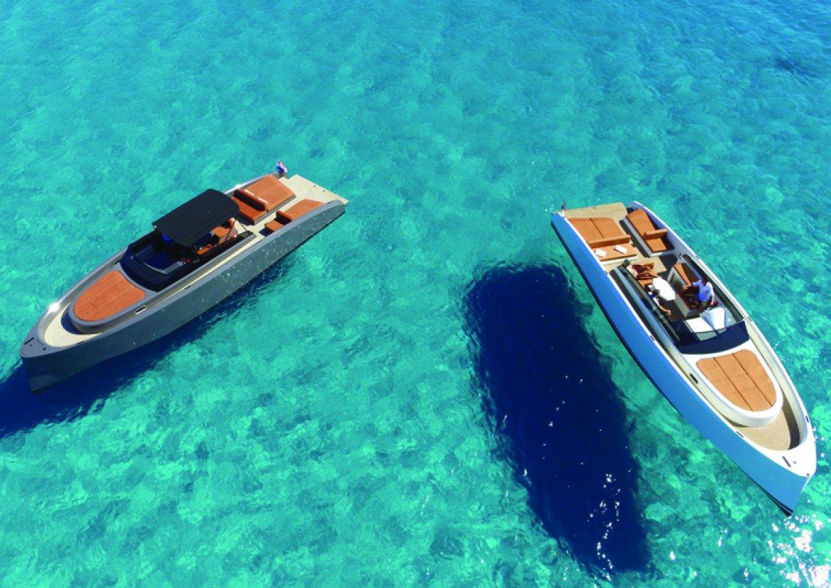 Alquiler de Vanquish VQ43 ''Dutchess'' Ibiza y Formentera - alquiler de barco en ibiza