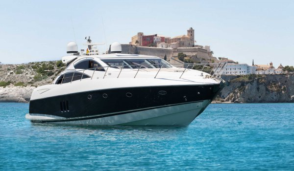 Sunseeker Predator 72 ''Number 9''