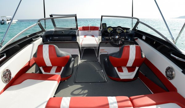 Glastron 205 GTS bareboat charter (without captain)
