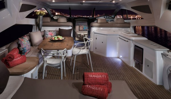 Sunseeker 68 'Tranquility'
