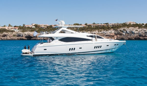 Sunseeker 86 Superyate 'Li-jor'