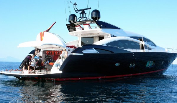 Sunseeker 92 Superyate