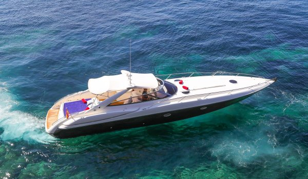 Sunseeker Superhawk 48 'Lola'