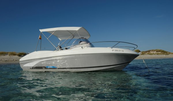 Beneteau 650 Sun Deck bareboat charter - (without captain)