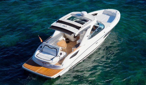 Sea Ray 350 SLX 'Sea Dreams'