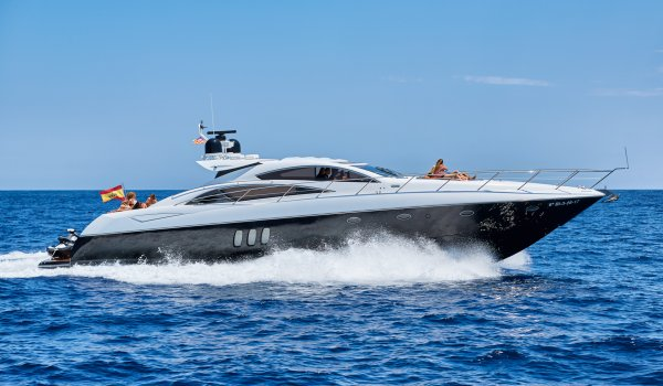 Sunseeker Predator 72 'Boy Toy'