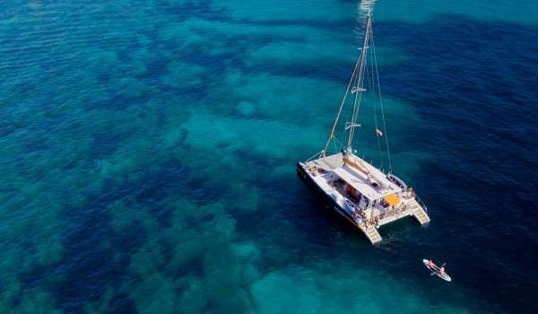 ATTRACTION CATAMARAN