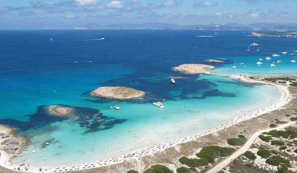 Ibiza or Formentera? Why choose when you can have both?