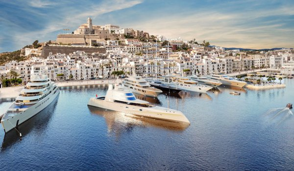 One-week sailing tour of Ibiza and Formentera